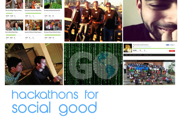 hackathons for good